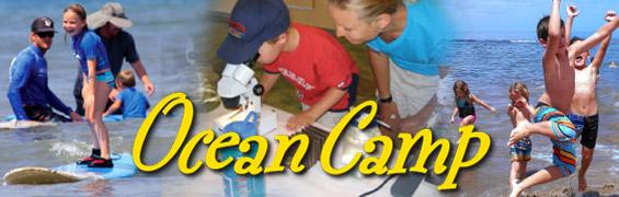 Ocean Camp in Maui