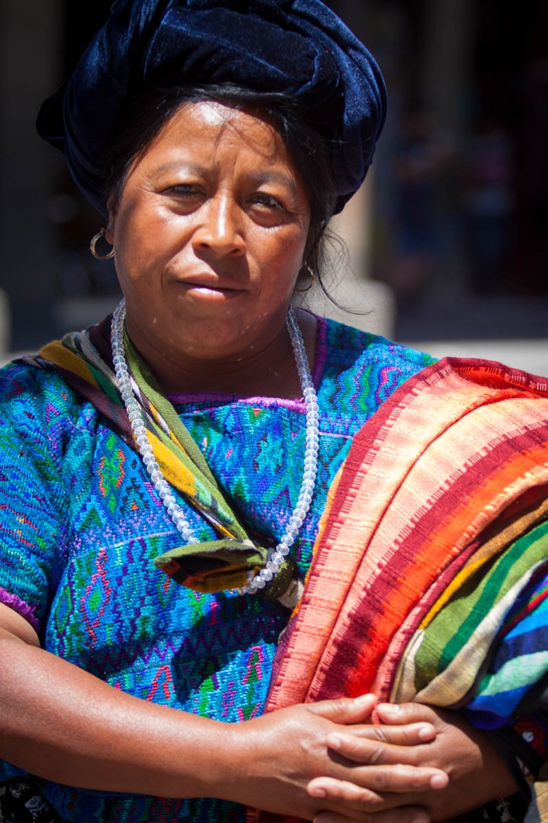 """It is common to see people in small communities in traditional dress, known as the Archaic People,"""" they were the first settlers in Antigua."""