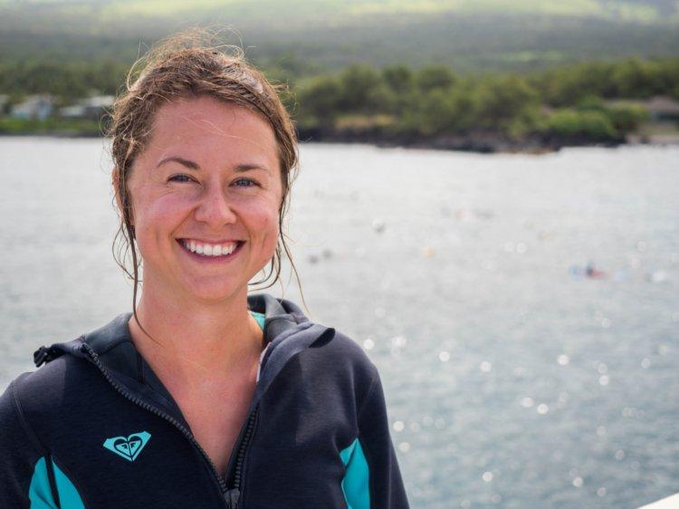 Lauren Fritz is a certified naturalist and ocean ambassador.