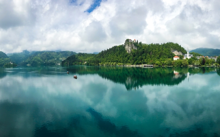 The lake is of glacial-tectonic origin and lies at the northwestern part of Slovenia, its crystal clear water is habitat to over 19 species of fish including Carp, Pike and Lake Trout.