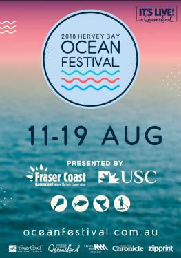 Official Poster for 2018 Ocean Festival